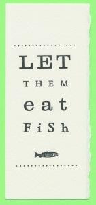 eat fish Student