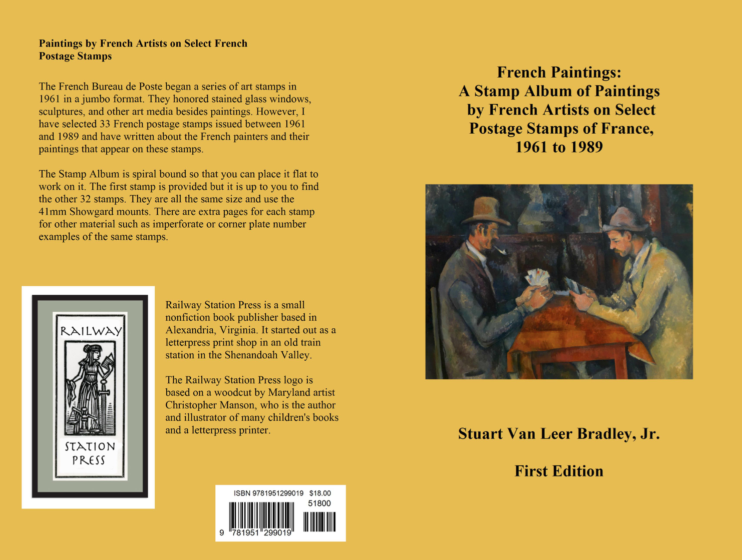 France $18 Cover