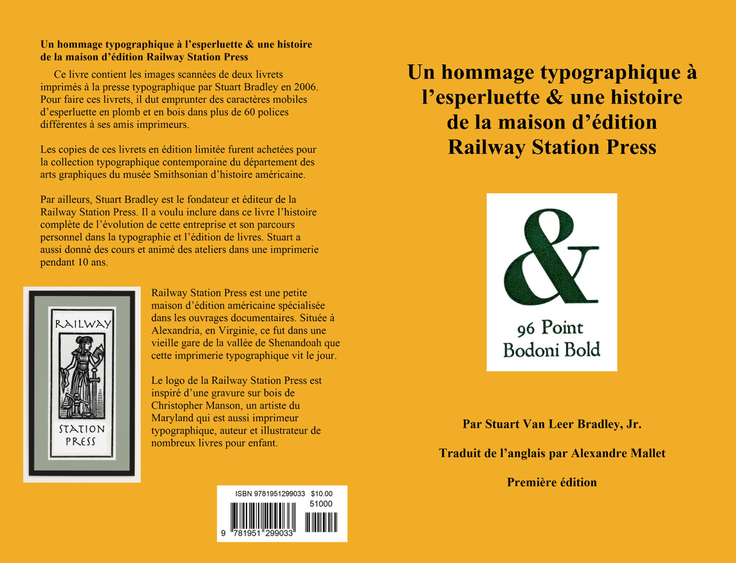 Ampersand en Francais